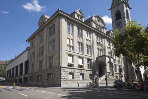 Image Osrednja knjižnica Zürich: kantonska, mestna in univerzitetna knjižnica