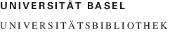 Logo Univerzitetna knjižnica Basel