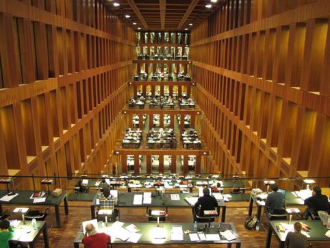 Image Universitätsbibliothek der Humboldt-Universität zu Berlin