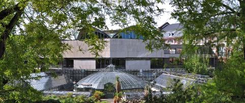 Slika Univerzitetne knjižnice Basel