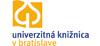 Logo University Library of Bratislava