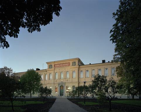 Header Bibliothèque nationale de Suède